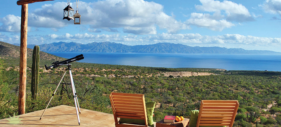 best views in la ventana baja sur